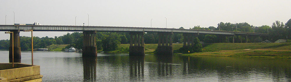 Ouachita Louisiana Bridge